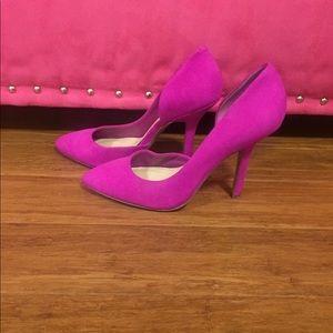BCBG Generation - Fuchsia Heels